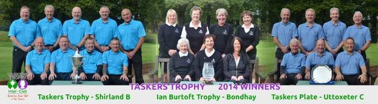 2014 Final and distribution of funding to Junior Golf