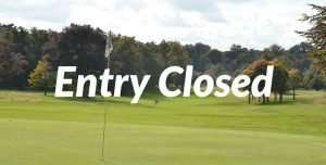 2015 Entry Now Closed