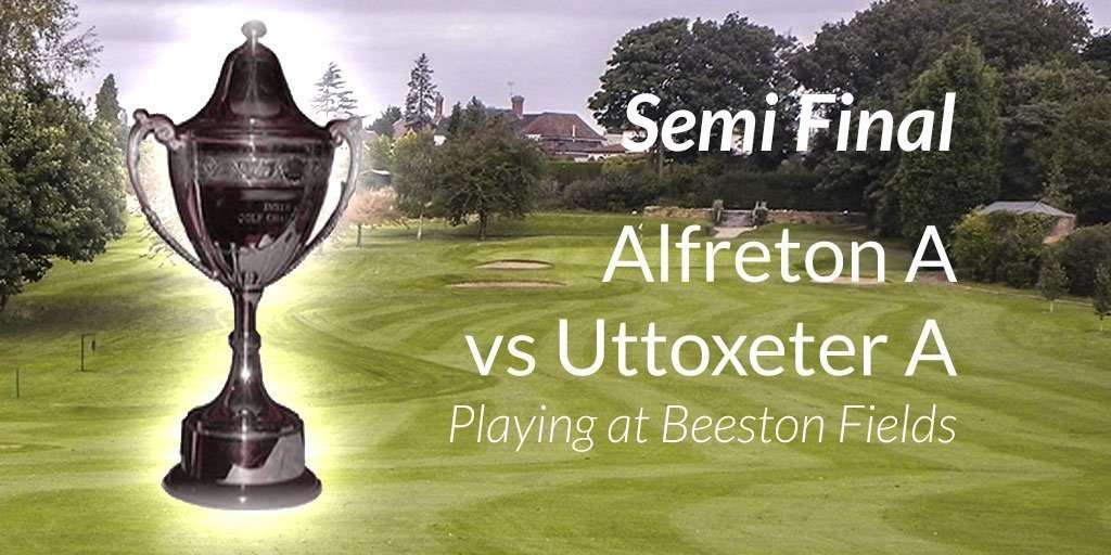 Alfreton A vs Uttoxeter Trophy Semi Final