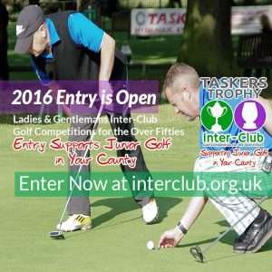 2016 Taskers Trophy Entry Now Open