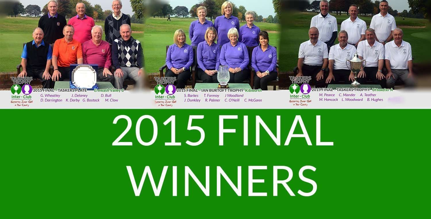 2015 Final – The Results