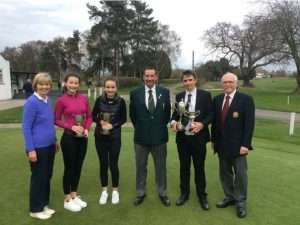 Early season success for Lincolnshire Juniors
