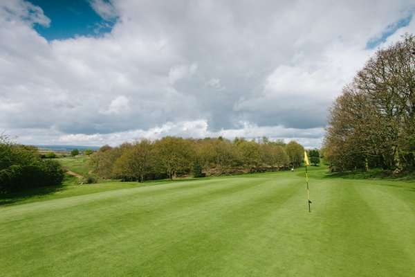 2nd Round at Sitwell Park
