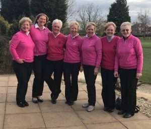 Hinckley Ladies match v Newcastle under Lyme