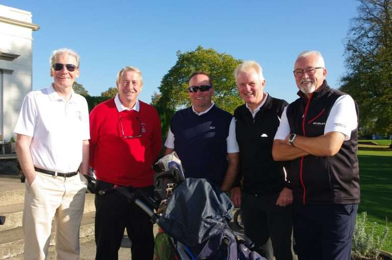 Gents Round 1 Last Day of Play Sunday 7th April