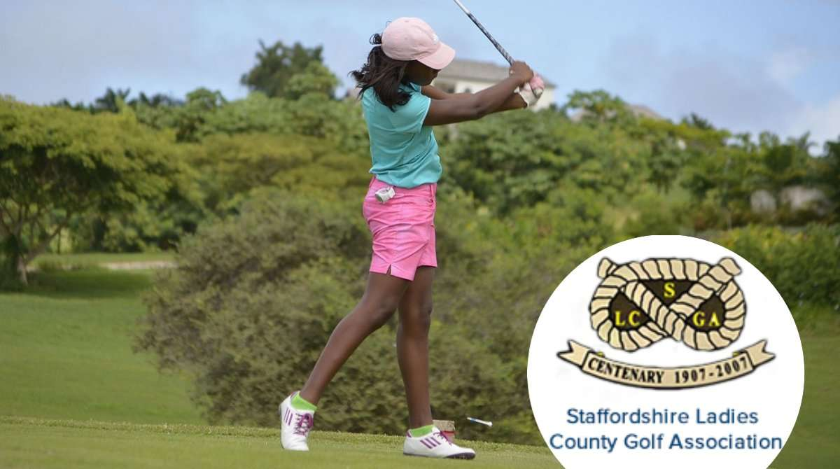 Supporting the continued development of Junior Golf in Staffordshire